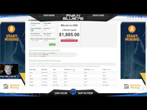 Bitcoin Mining Roi Calculator 2017 With Genesis Mining!. Genesis Mining Easter Egg Hunt