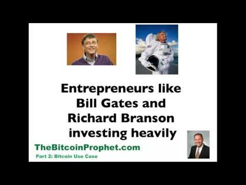 The Bitcoin Prophet: Part 2-Bitcoin use case explained! Change your belief