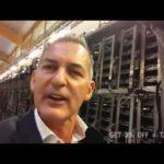 Inside The Genesis Mining Bitcoin Mining Farm. Genesis Mining X11