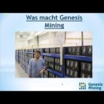 Genesis Mining Präsentation Deutsch – Investieren Im CryptoCurrency – 2500$ In Day 2017