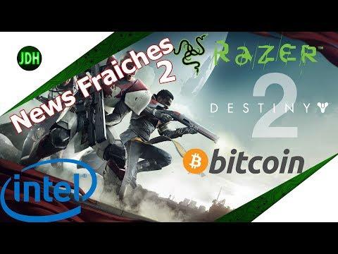 GTX, Bitcoin, Destiny 2 ... les news avariées [Le JDH 19/06 #2]