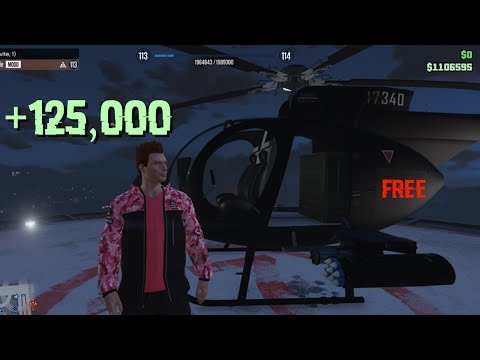 The BEST Way to Make Money in GTA Online for SOLO $125,000 Per Hour