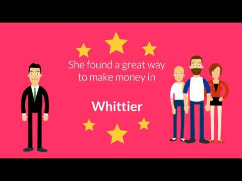 make money online in Whittier