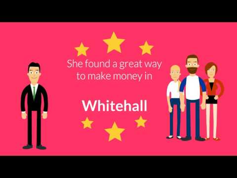 make money online in Whitehall