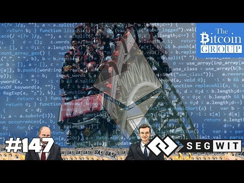 The Bitcoin Group #147 - Segwit2X - ETH Flash Crash - Status & Civic - Coinbase & Cryptsy