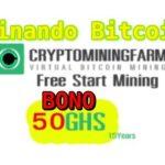 Minando Bitcoin – Explorando Criptominingfarm – Virtual Bitcoin Mining