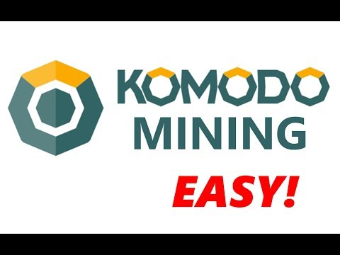 MINE KOMODO - KMD MINING - BITCOIN MINING ALTERNATIVE - NVIDIA MINING - AMD MINING CPU Ethereum