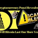 Bitcoin Won't Last and Cryptocurrency Is A HUGE Ponzi Scheme!!! Scammers!!!!