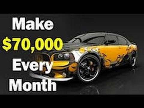 Ways To Make Money Online From Home 2017   Easy Way To Make Money Online  Fast With $15,000 A Monthh