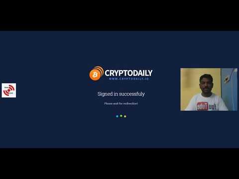 Earn upto 13% Daily -cryptodaily |Tamiltech bitcoin news