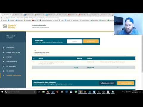 2017 Genesis Mining / Youtube Channel Scam - Upgrade !. Genesis Mining In Hindi