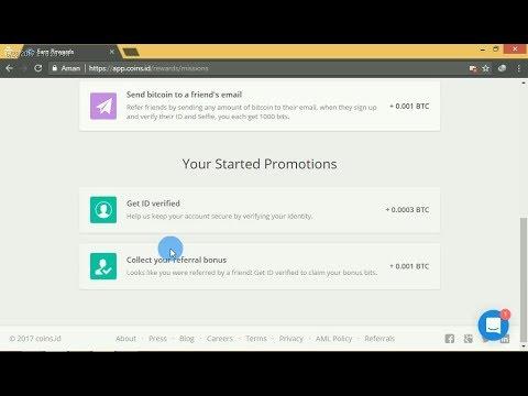 trik simple bitcoin dapat 0 001 dan 0 0003 btc