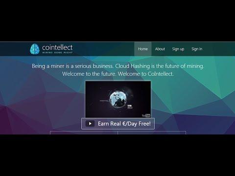 Сointellect – Как Заработать 1000$ в месяц на Криптовалюте, с помошью Программы