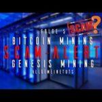 Bitcoin Mining #5 | SCAM ALERT | Genesis Mining | German