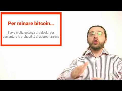 Bitcoin mining (ita) | www.antminerbitcoin.com