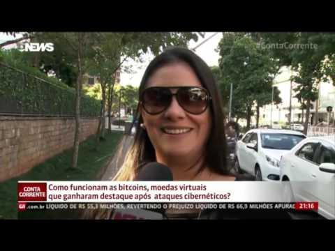 Quer Investir em BITCOINS?  Globo News