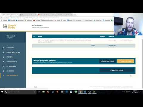 2017 Genesis Mining/ Rank Legend - Litecoin Giveaway X2. Genesis Mining Contract