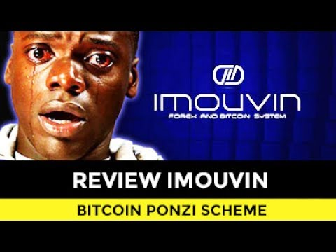 REVIEW IMOUVIN SCAM. 300% BITCOIN PONZI SCHEME!