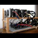 Ati Radeon 4×5850 Litecoin (Bitcoin) Mining Rig | www.antminerbitcoin.com