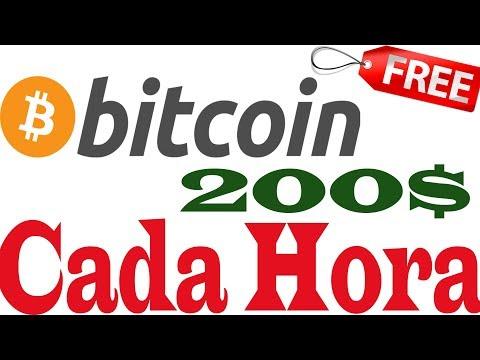 Ganar hasta 200 dolares en Bitcoin cada hora | No Scam | Pruebas | Si paga
