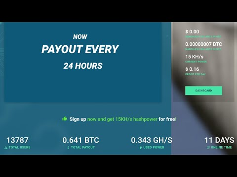 New bitcoin cloud mining bonus free 15 khs ghs bonus