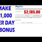 Ways To Make Money Online In 2017 – $ 250 to $1,500 A Day Latest 2017 100% FREE