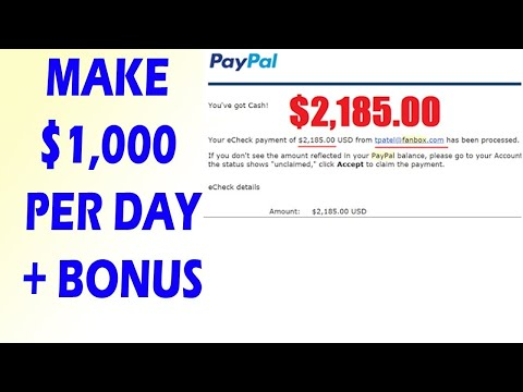 Ways To Make Money Online In 2017 - $ 250 to $1,500 A Day Latest 2017 100% FREE