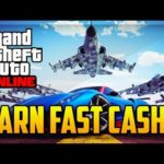 FASTEST WAY TO MAKE MONEY IN GTA 5 ONLINE !!!