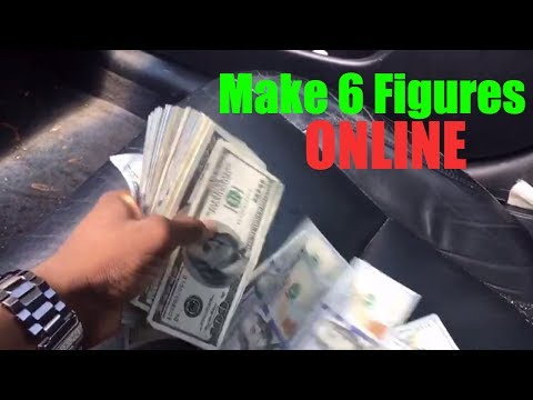 New Way To Make Money Online $100,000 From Home 2017
