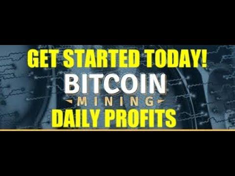 Start Mining Bitcoin Today @ Genesis Mining