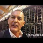 Inside The Genesis Mining Bitcoin Mining Farm : Genesis Mining