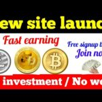 100℅ Real | Earn free bitcoin,litecoin,dogecoin,usd | New site launch| Rapid miners 👈👌