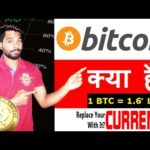 What Is BitCoin | How It Works | It Can Be Replaced With Our Currency? – [ In Hindi ]