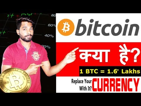 What Is BitCoin | How It Works | It Can Be Replaced With Our Currency? - [ In Hindi ]