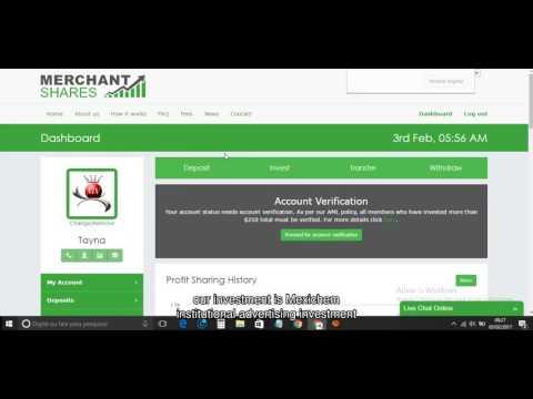 Como Ganhar Bitcoin Merchant Shares!! / Como Comprar Bitcoin / Como Trocar Bitcoi (English Subtitle)