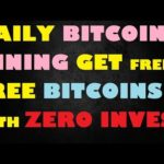 [ BItcoin Mining#1 ] How To Earn Bitcoins Get 20GHS Power Free l Earn Daily Bitcoins With CryptoStar