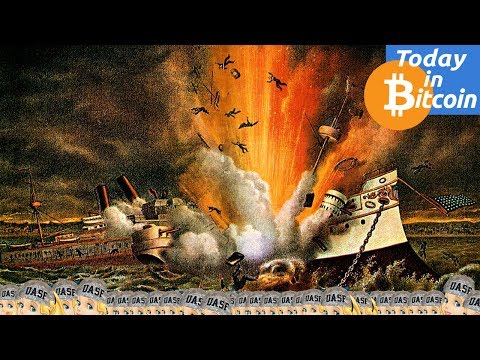 Today in Bitcoin (2017-07-15) - Bitcoin falls to $2000