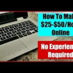 How to Earn & Make Money Online Fast 2017 & 2018 – Best Ways To Make Money On The Internet!