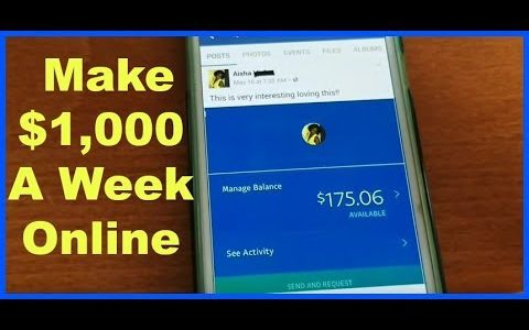 Make Money Online With Email Processing- Make Money Online Working From Home 2017 & 2018