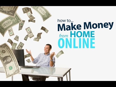 How To Make Easy Money Online? O.o