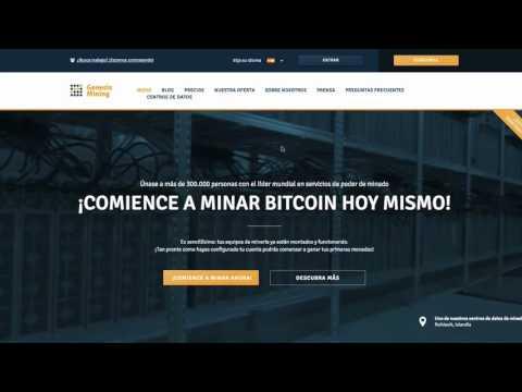 Genesis Mining No Es Un Fraude [Video De Deutsche Welle]. Genesis Mining Nick