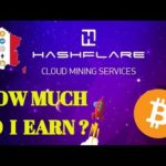 Hashflare Bitcoin Cloud Mining Review And Update !