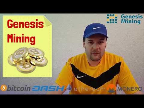 Genesis Mining - So Kannst Du Bitcoin, Ethereum, Dash & Co. SchüRfen!