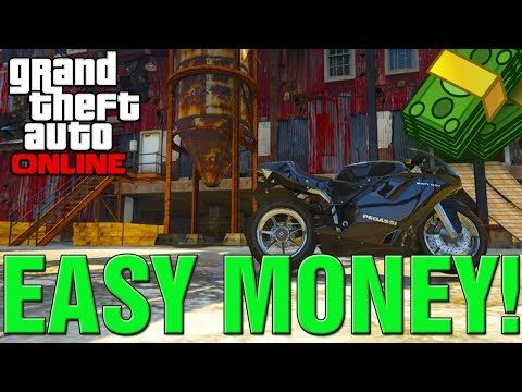 GTA 5 Online How To Make Easy Money Solo! How To Make Money Fast!
