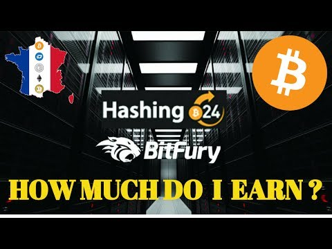 Hashing24 Bitcoin Cloud Mining Review And Upgrade !
