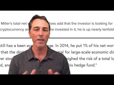 New -  BITCOIN ~ LEGENDARY INVESTOR BUYING BITCOIN & BIG QUESTION FOR YOU