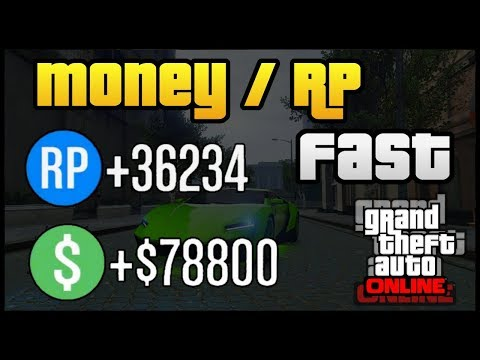GTA 5 ONLINE-how to make money easy (AFTER PATCH 1.40)