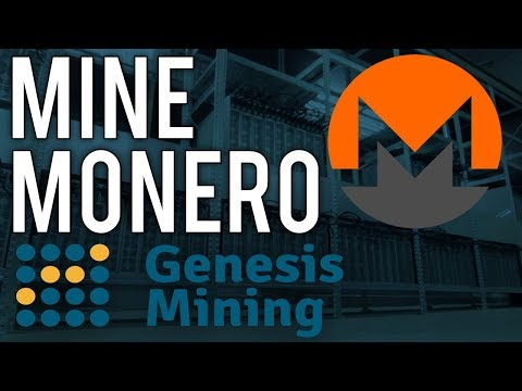 Genesis Mining Bitcoin And Monero Mining Contract Upgrades! (Still Very Profitable)
