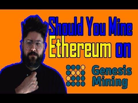 Should You Mine Ethereum On Genesis Mining   Best Farm For Mining  