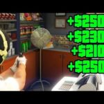 How To Make EASY Money EVERYDAY in GTA 5 Online | Easy Way To Make Money (GTA 5 Online 1.40)